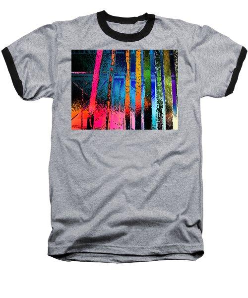 Baseball T-Shirt featuring the photograph Construct by David Pantuso