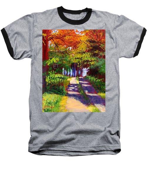Cool Country Land Plein Air Baseball T-Shirt