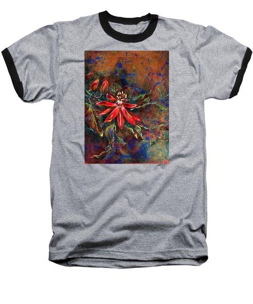 Copper Passions Baseball T-Shirt by Ashley Kujan