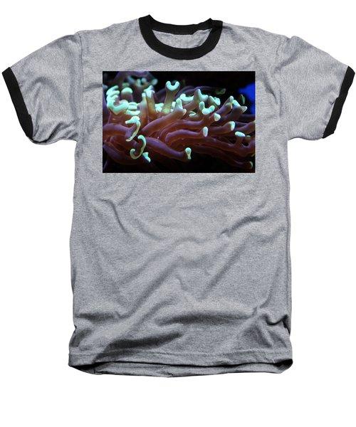 Coral 1  Baseball T-Shirt