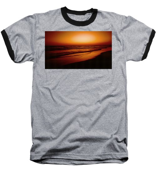 Corona Del Mar Baseball T-Shirt by Mark Greenberg
