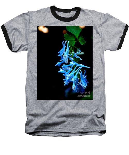 Baseball T-Shirt featuring the photograph Corydalis  by Tanya  Searcy