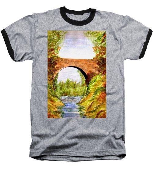 Country Bridge Baseball T-Shirt