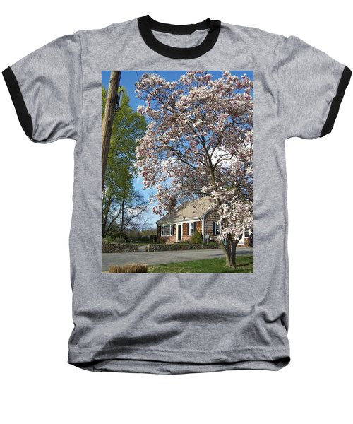 Baseball T-Shirt featuring the photograph Country Living by Cynthia Amaral