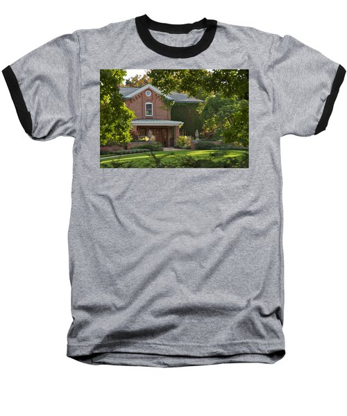 Baseball T-Shirt featuring the photograph Cowles House by Joseph Yarbrough