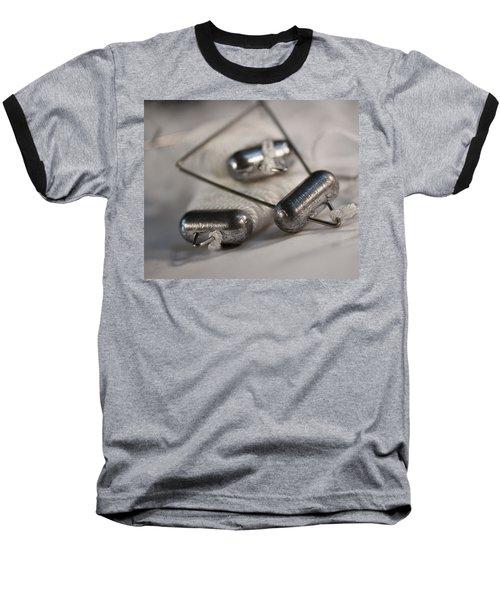 Crab Lines Baseball T-Shirt