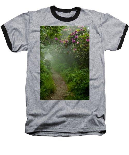 Craggy Path 2 Baseball T-Shirt