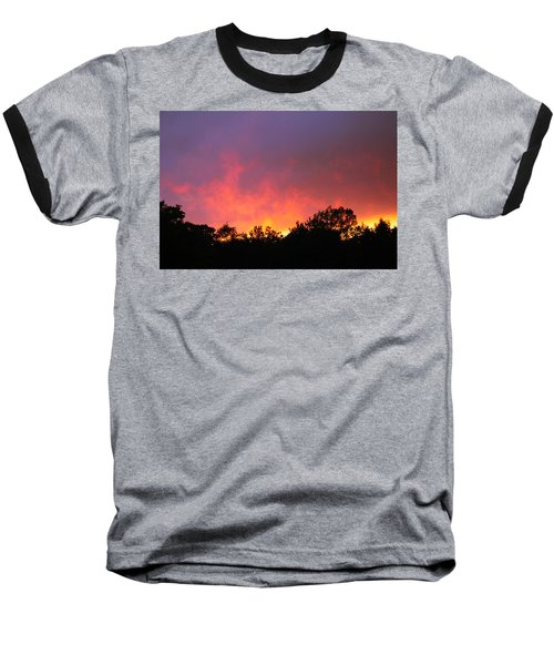 Crepuscule Baseball T-Shirt