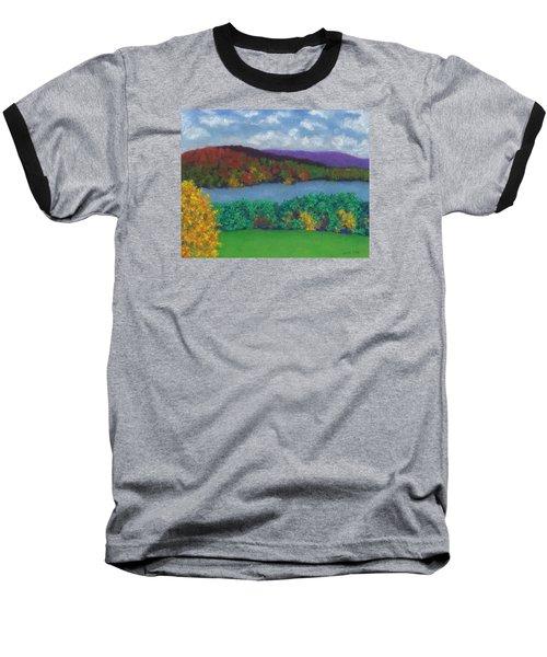 Crisp Kripalu Morning Baseball T-Shirt