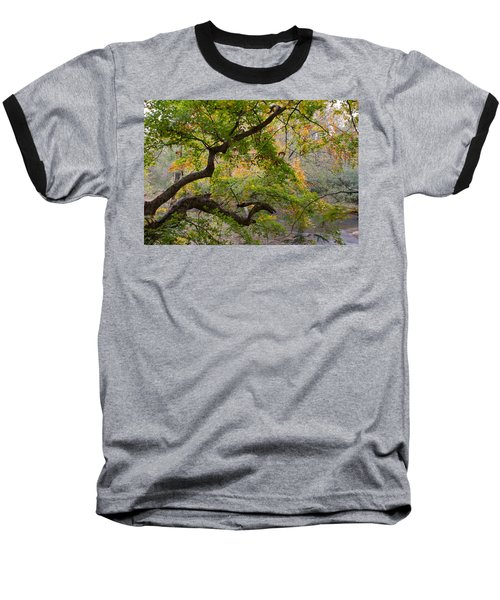Crooked Limb Baseball T-Shirt