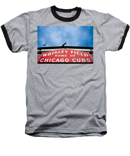 Cubs Sign Baseball T-Shirt
