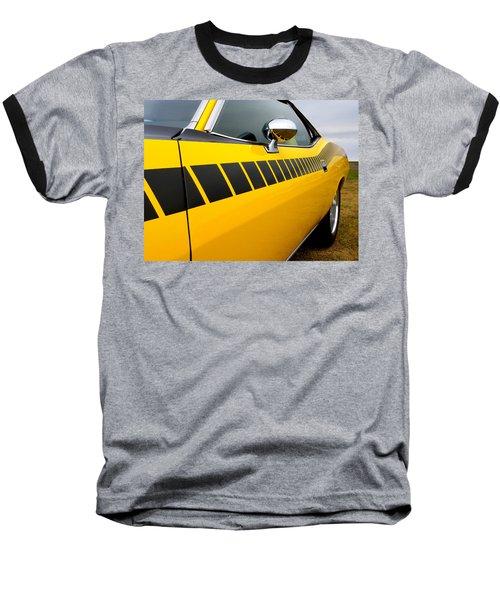 Cuda Stripes Baseball T-Shirt