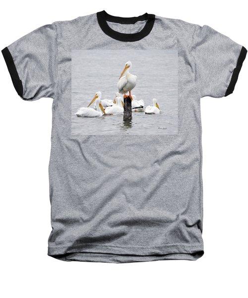 Cute Feet Baseball T-Shirt