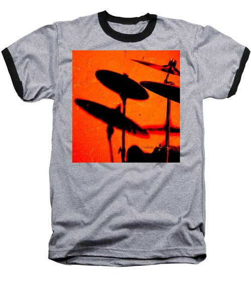 Cymbalic Baseball T-Shirt