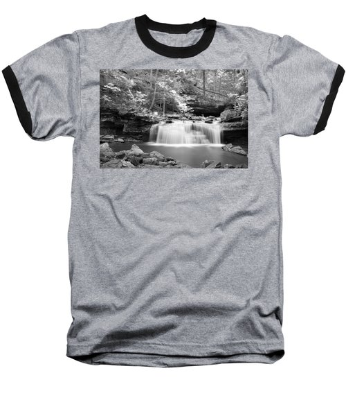 Dainty Waterfall Baseball T-Shirt