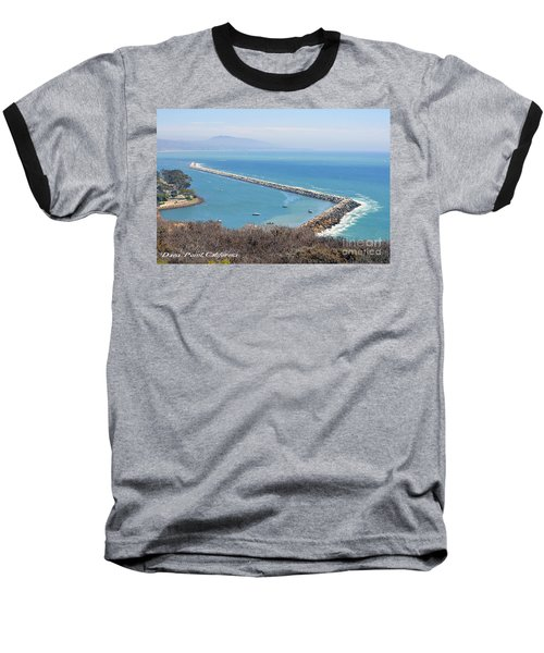 Baseball T-Shirt featuring the photograph Dana Point California 9-1-12 by Clayton Bruster