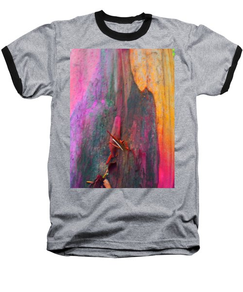 Baseball T-Shirt featuring the digital art Dance For The Earth by Richard Laeton