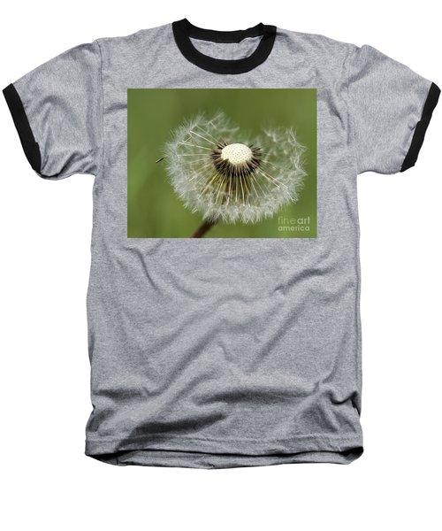 Dandelion Half Gone Baseball T-Shirt
