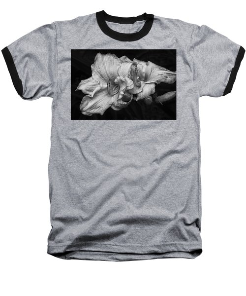 Baseball T-Shirt featuring the photograph Day Lilies by Eunice Gibb