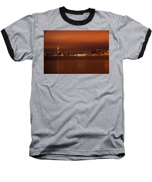 Daybreak Ferry Baseball T-Shirt