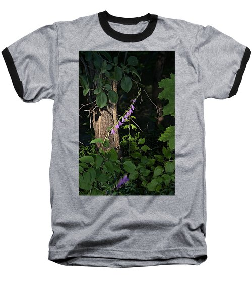 Baseball T-Shirt featuring the photograph Deep by Joseph Yarbrough