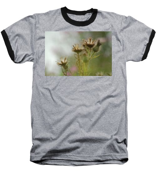 Baseball T-Shirt featuring the photograph Delicate Balance by Tam Ryan