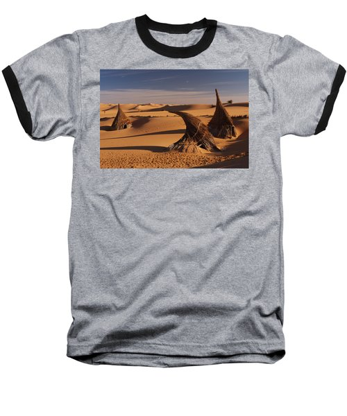 Desert Luxury Baseball T-Shirt