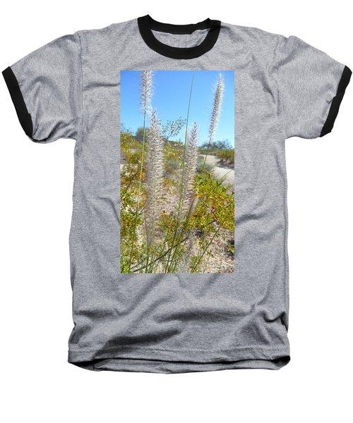 Desert Trail Baseball T-Shirt by Kume Bryant