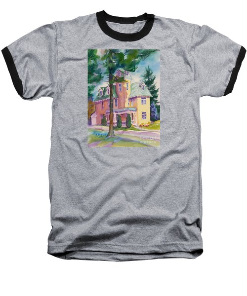 Dewey-radke Glowing Baseball T-Shirt