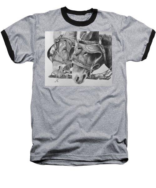 Dink And Donk Baseball T-Shirt