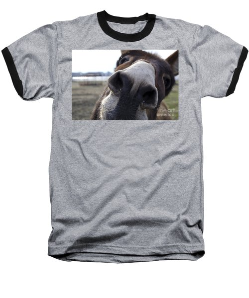 Donkey Baseball T-Shirt