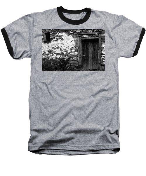 Door  Window And The Wall  Baseball T-Shirt