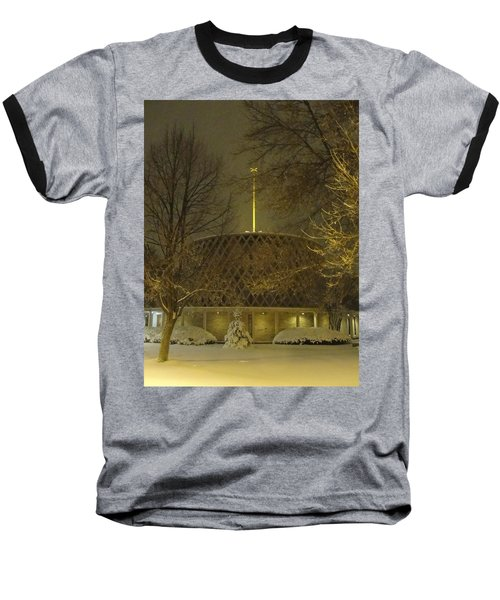 Baseball T-Shirt featuring the photograph Dorcas Chapel by Tiffany Erdman