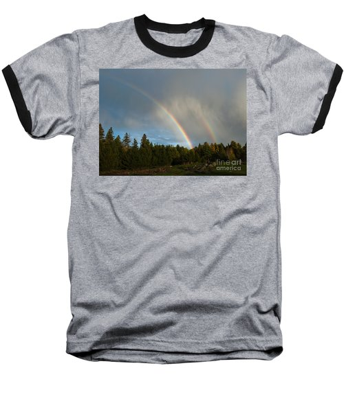 Baseball T-Shirt featuring the photograph Double Blessing by Cheryl Baxter