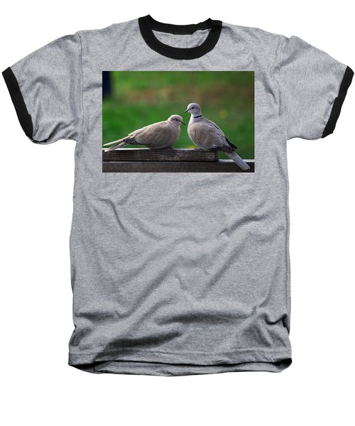 Doves Baseball T-Shirt
