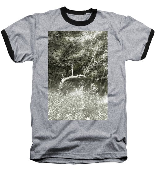 Baseball T-Shirt featuring the photograph Dragon Bones by Mary Almond