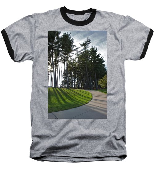 Baseball T-Shirt featuring the photograph Dramatic by Joseph Yarbrough