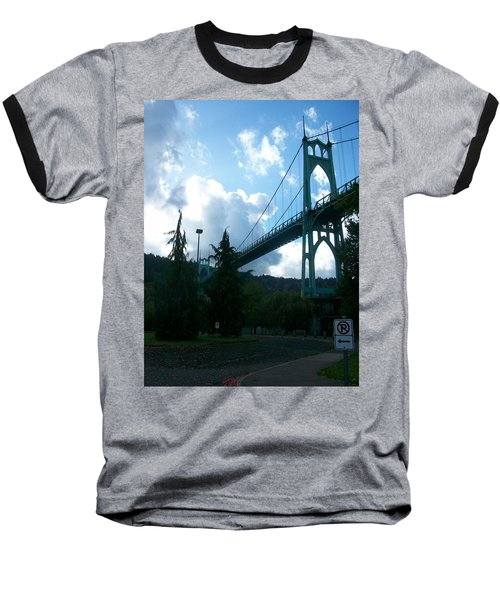 Dramatic St. Johns Baseball T-Shirt