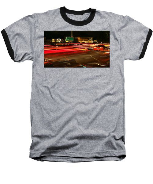 Baseball T-Shirt featuring the photograph Dream Cruisin' by Gordon Dean II