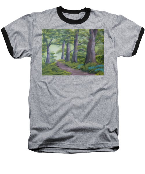 Duff House Path Baseball T-Shirt