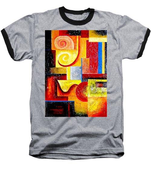 Duospiral Baseball T-Shirt