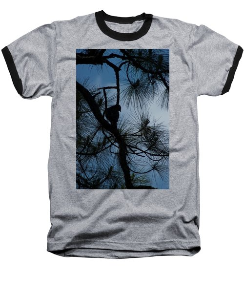 Baseball T-Shirt featuring the photograph Dusk by Joseph Yarbrough