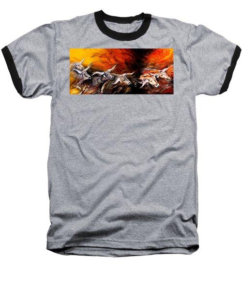 Dust Storm Baseball T-Shirt