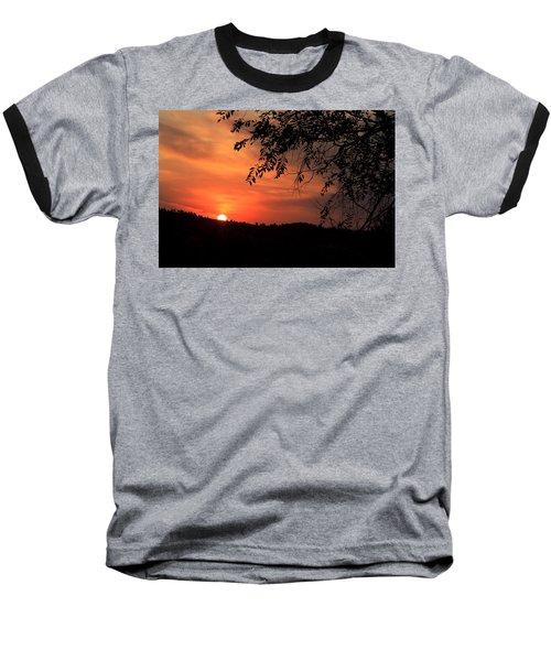Early Morning Baseball T-Shirt