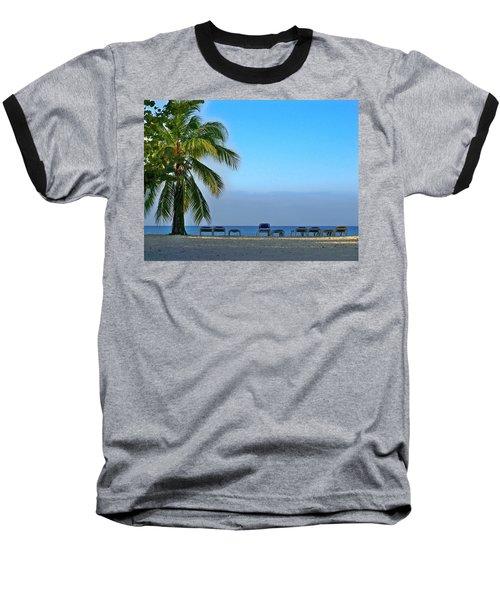 Baseball T-Shirt featuring the photograph Early Morning Trinidad Cuba by Lynn Bolt