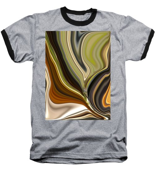 Earth Tones Baseball T-Shirt