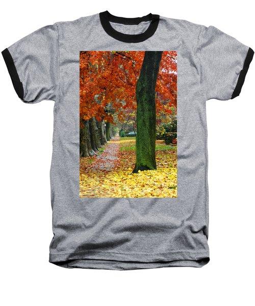 East 19 Street Brooklyn New York Baseball T-Shirt