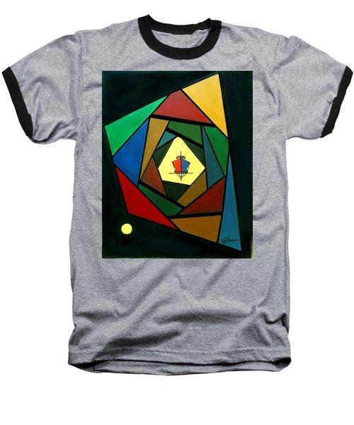 Eccentric Baseball T-Shirt