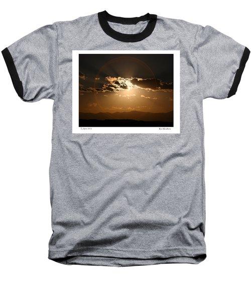 Eclipse 2012 Baseball T-Shirt