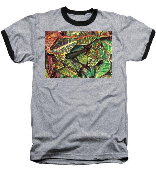 Elena's Crotons Baseball T-Shirt